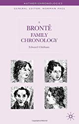 A Bronte Family Chronology (Author Chronologies Series)