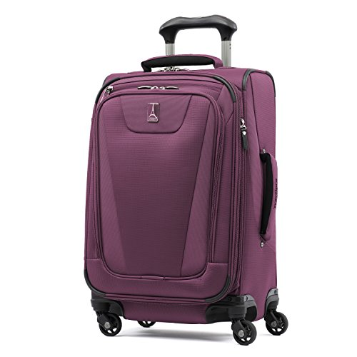Case Spinner 21 (Travelpro Maxlite 4 Expandable 21 Inch Spinner Suitcase, Magenta)