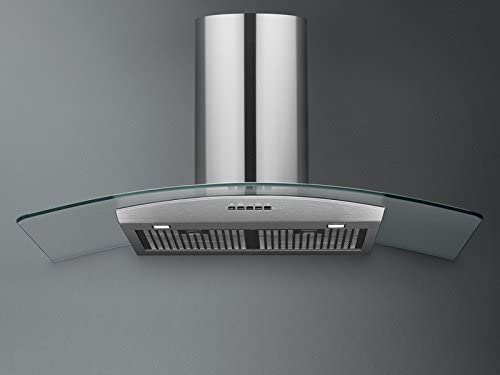 Falmec Design campana extractora de isla ASTRA: Amazon.es: Hogar
