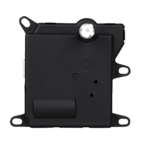 (HVAC Air Door Actuator for 2002-2010 Ford Explorer, 2003-2006 Ford Expedition, 2002-2010 Mercury Mountaineer, Replaces# 1L2Z19E616CA, 1L2Z-19E616-CA, 604209, 604-209, YH-1744,)