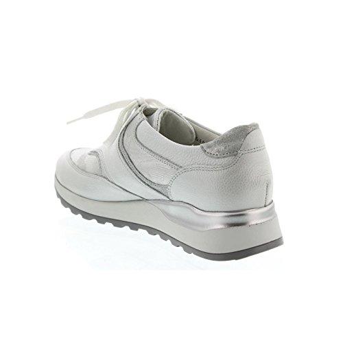 WALDLÄUFER hiroko 364018 411 211 Femmes Chaussures à Lacets Multicolore SiNlYUc24