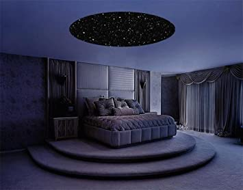 Delicieux Amazon.com: Glow In The Dark Incredibly Realistic Bedroom Ceiling Poster.  Better Than Stickers! NASA Enjoys The Custom Painted Version! They Are  Large.