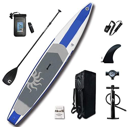 WEIFAN-Aufblasbares-Stand-Up-Paddle-Board-Inklusive-Carbon-Paddel-Rucksack-Abnehmbares-Travelfine-Reparaturset-FR-Die-Dual-Action-Pumpenleine-FR-Jugendliche-Und-Erwachsene