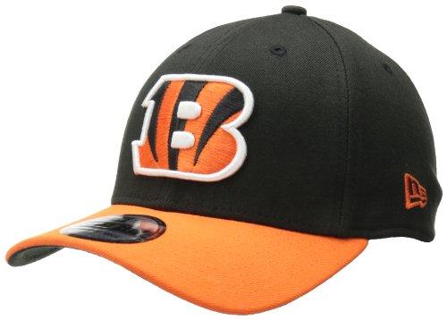 (NFL Cincinnati Bengals 39Thirty TD Classic Cap by New Era,Cincinnati Bengals,Medium/Large)