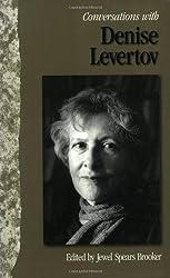Conversations with Denise Levertov (Literary Conversations)