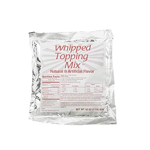 Chef's Companion Whipped Topping
