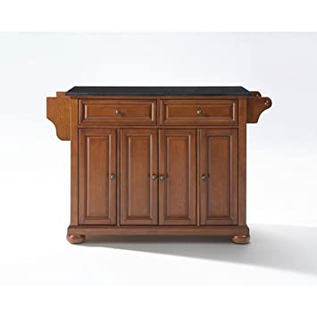 Amazon - Crosley Furniture Alexandria Kitchen Island with