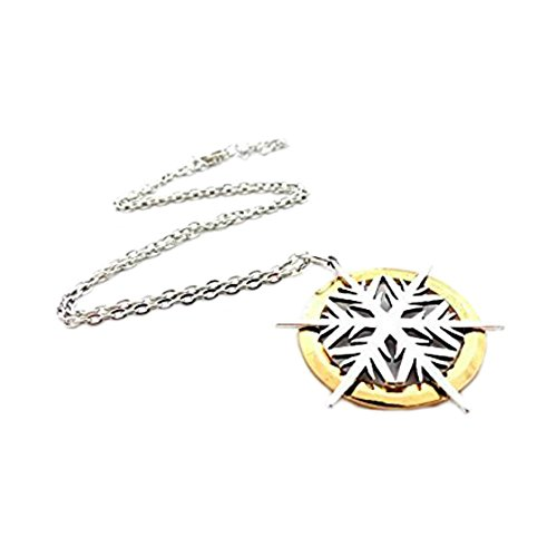 Legend's of Tommorrow - Captain Cold - Necklace Pendant DC Comics Cosplay by Athena Brands -