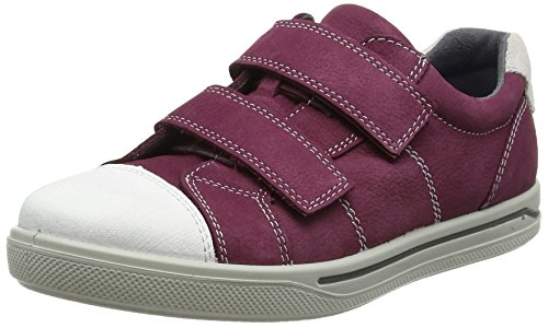 Ricosta Unisex-Kinder Jason Low-Top Rot (Fuchsia 363)