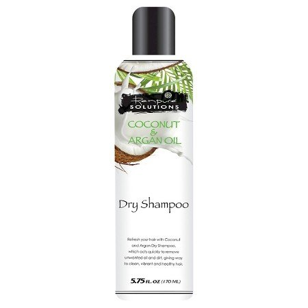 Renpure Coconut and Argan Dry Shampoo, 5.75 Ounce