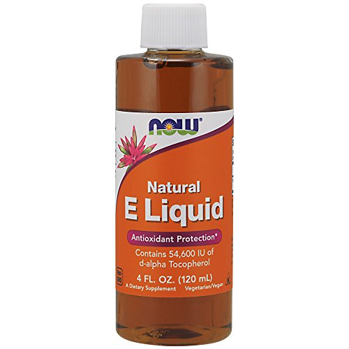 Now Vitamin E 54,600 IU Liquid,4-Ounce (Best Value E Cigarette)