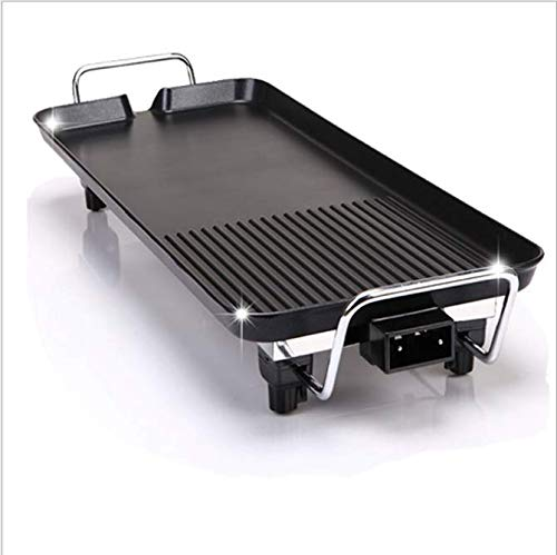 Korean Electric Baking Pan Hogar Antiadherente Barbacoa Placa ...
