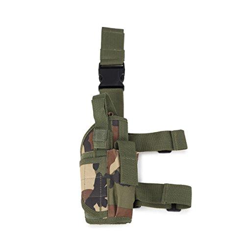 Ventiladores Militares Tácticos Multifuncionales Paquete De Juegos De Accesorios Polainas,1 2
