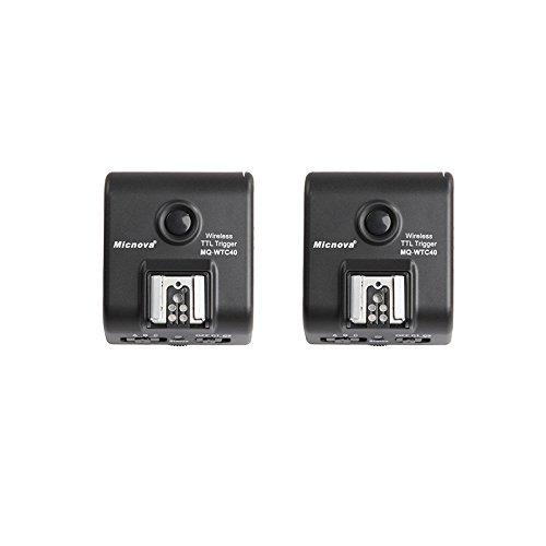 Micnova MQ-WTC40 Wireless E-TTL II Flash Trigger / Shutter