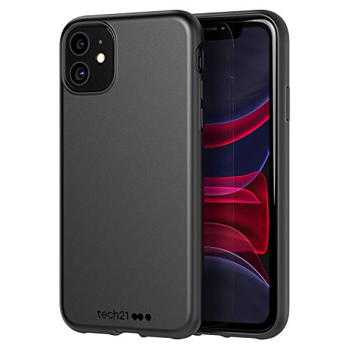 tech21 Studio Color mobile cover - Compatible with iPhone 11 - Slim profile with antimicrobial ...