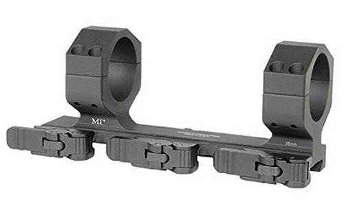 MWI Midwest Qd Extreme Scp Mount 30Mm Stock Accessories by WIM