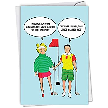 Amazon.com: Pelota de golf vs bolos. Nuevo divertido de ...