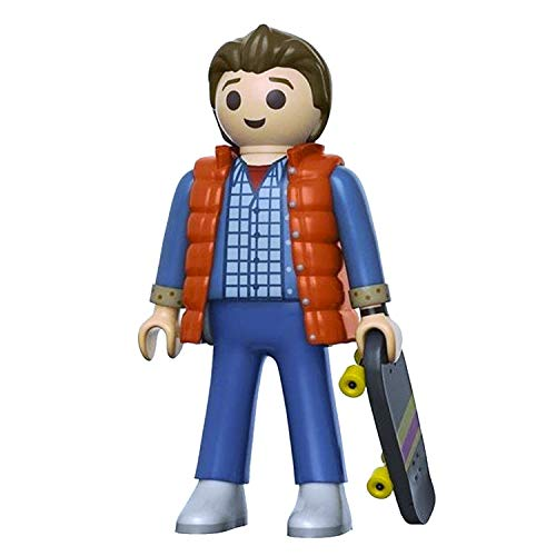Back to the Future Marty McFly 6-Inch Playmobil Oversized Action Figure