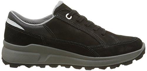 Legero Dames Marano 700.642 Sneakers Zwart (black Combinatorische 02)