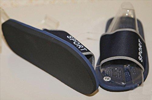 Flip Flops Sandalen Herren Sport Pierre-Cedric Navy Blue