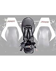 UTVMA RZR800SBS RZR 800 & RZR S 800 Bump Seat with 4-Point Harness