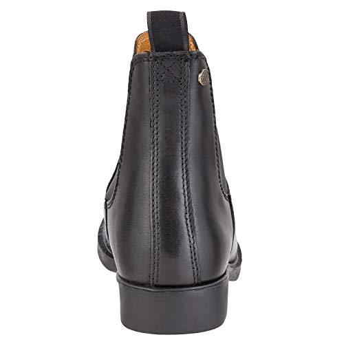 Black Bz Lace Oxford Advanced Suedwind Ykk Ankle Backzip Cowhide q6gEwqfI5x