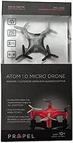 Propel Maximum X01 Micro Drone Black