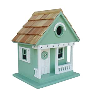 Seashell Cottage Garden Birdhouse
