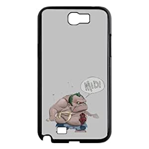 Samsung Galaxy N2 7100 Cell Phone Case Black Defense Of The Ancients Dota 2 PUDGE 005 UVW0555762