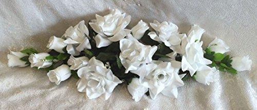 Rose-Swags-MANY-COLORS-Silk-Wedding-Flowers-Chuppah-Arch-Gazebo-Centerpiece