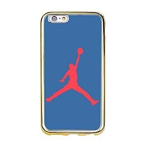 Classical Air Jordan Phone Case for Iphone 6/6s (4.7 inch) Air Jordan Series TPU Plastic Phone Cover