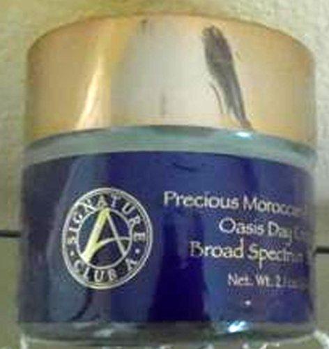 - Signature Club A Precious Moroccan Argan Oil Oasis Day Cream Broad Spectrum SPF 25 Supersize
