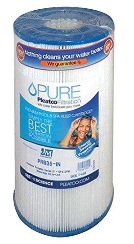 PLEATCO PRB35-IN POOL & SPA FILTER CARTRIDGE PRB35 [1] (Epitome Certified)