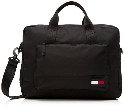 Bag Tommy Men's Laptop Black Escape Hilfiger Computer SrrXwx5Iq