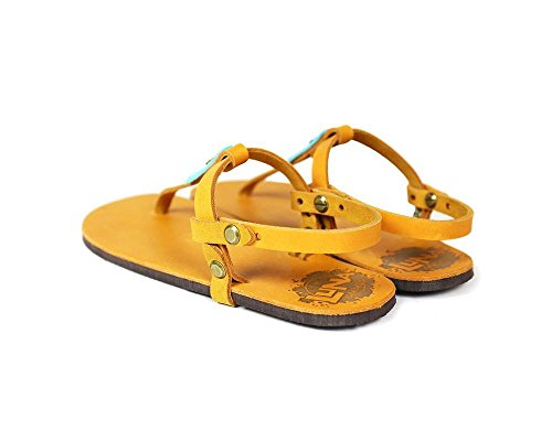 Luna Sandals, 2017 brujita (Size Women 's 6 | 21.9 – 22.2 cm) – Casual Sandals