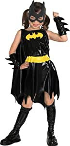 DC Super Heroes Child's Batgirl Costume, Large