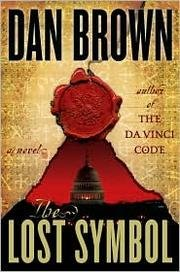 book cover of The Lost Symbol