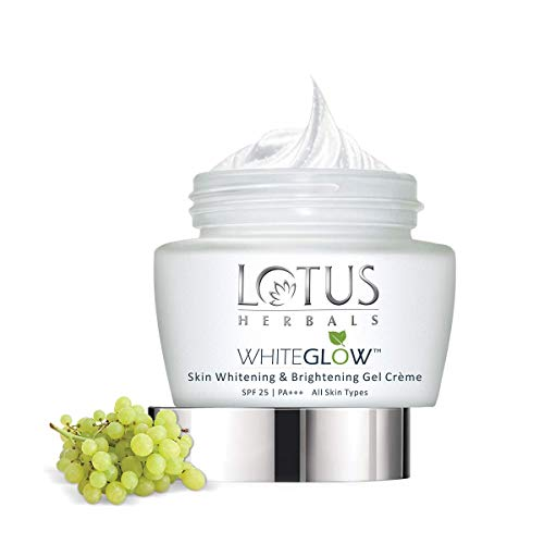 Lotus Herbals WHITEGLOW Skin Whitening & Brightening Nourishing Night Cream_60 gm (Pack of 2)