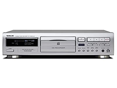 TEAC CD recorder CD-RW890MKII (Silver) (Japan domestic product) by TEAC
