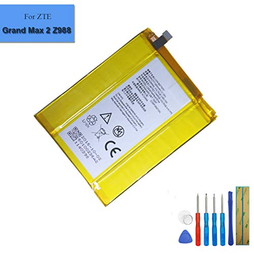 New Replacement Li-Polymer Battery Li3934t44P8h876744