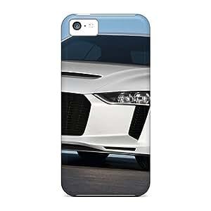 Audi Quattro Concept 2010 Special phone covers High Grade Cases case cover Iphone5c iphone 5c