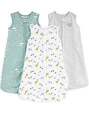 Simple Joys by Carter's Unisex-Baby 3-Pack Poly Sleeveless Sleepbag