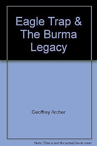 book cover of Eagle Trap / Burma Legacy