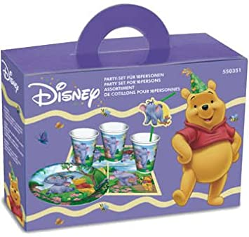 Winnie the Pooh - fiesta Heffalump - 51 - Estuche de piezas ...