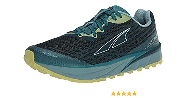ALTRA Womens AL0A4QTP TIMP 2 Trail Running Shoe, Teal/Lime - 8.5 M US: Amazon.es: Zapatos y complementos
