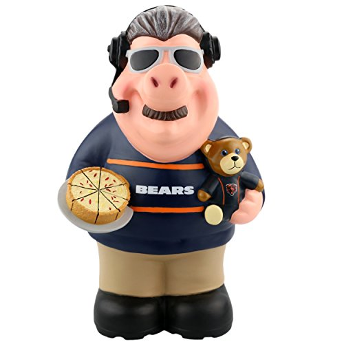- FOCO NFL Chicago Bears Unisex Caricature Piggy BANKCARICATURE Piggy Bank, Team Color, OS