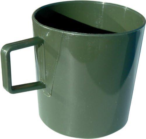Bushcraft BCB Plastic Mug Green 0.5 Litres