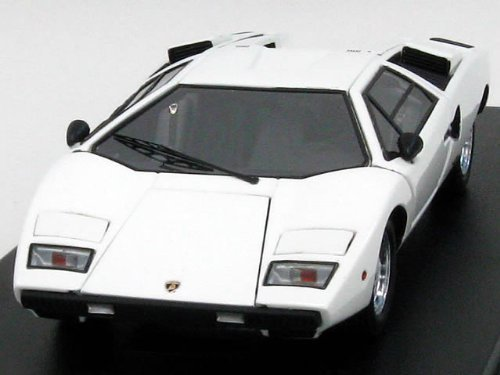 1/43ランボルギーニ カウンタック LP400 ホワイト
