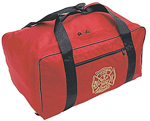 Gear Bag, Red, 23'' L, 16'' W by IRON DUCK (Image #1)