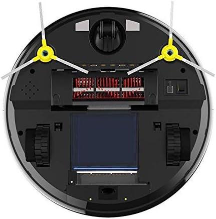 CHUTD Robot de Balayage Aspirateur Automatique Filtre de Nettoyage d\'aspiration de Nettoyage sans Fil, Rosegold (Couleur: Violet) Purple